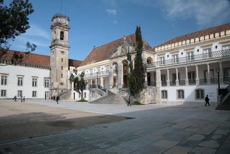 Coimbra in the past, History of Coimbra