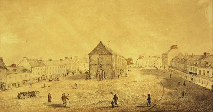 Coleraine in the past, History of Coleraine