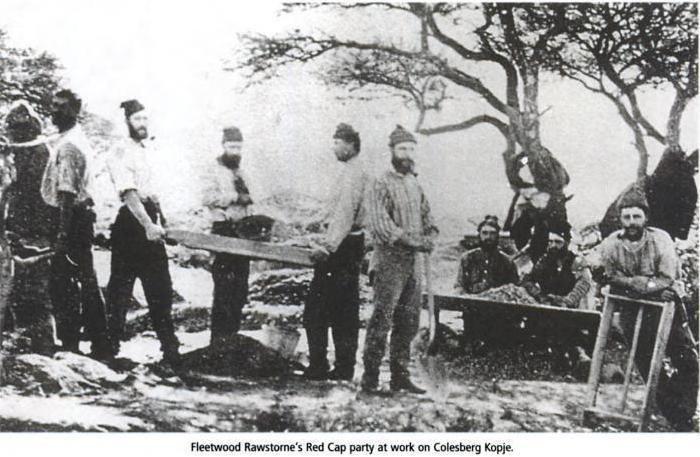 Colesberg in the past, History of Colesberg