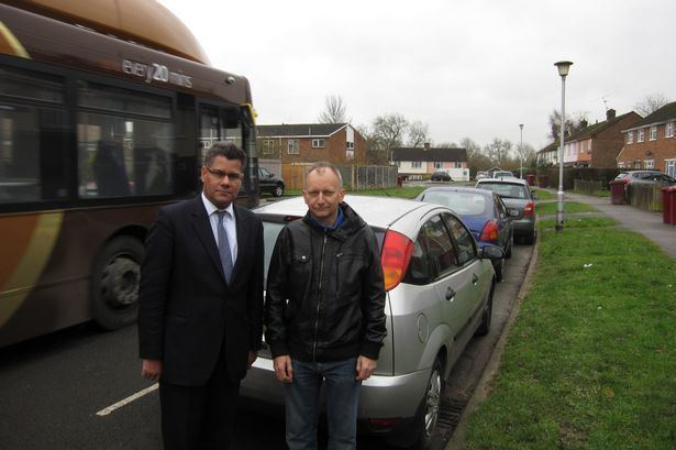 Coley Park MP calls for parking bay plan on grass verges in Coley Park Get