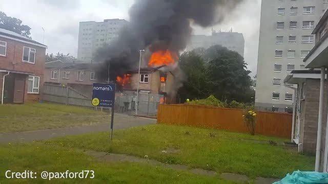 Coley Park Recap House fire in Coley Park Get Reading