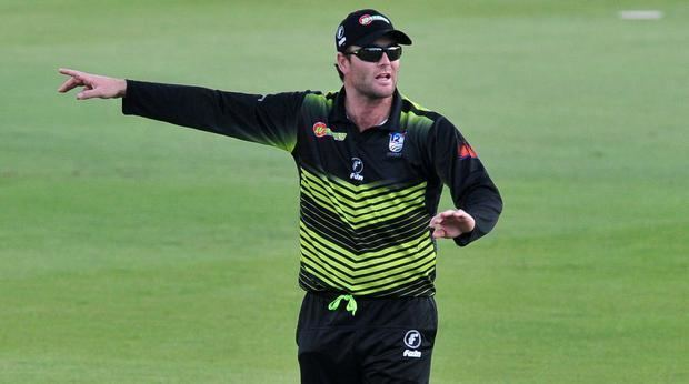 Colin Ackermann Colin Ackermann named SA Cricketers Association MVP IOL Sport