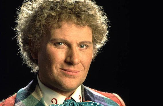 Colin Baker Colin Baker Retrial of a Time Lord