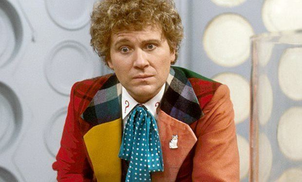 Colin Baker Doctor Who star Colin Baker attacks the show for having