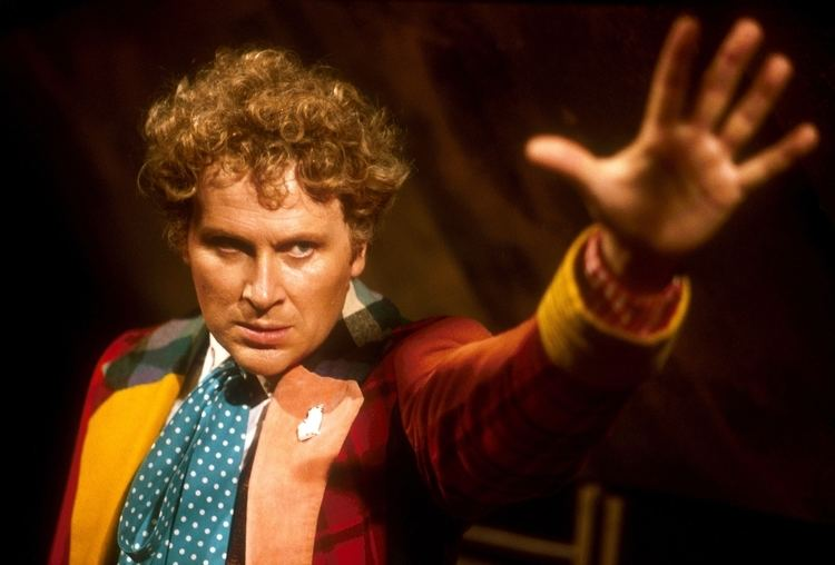 Colin Baker Doctor Who39s Colin Baker says it wounds him his Time Lord