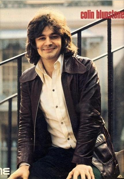 Colin Blunstone 67 best The Zombies images on Pinterest The zombies England uk