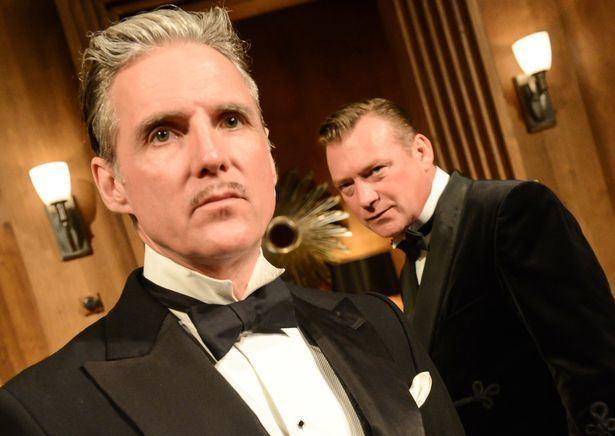 Colin Buchanan (actor) Dalziel and Pascoes Colin Buchanan makes Birmingham stage debut in