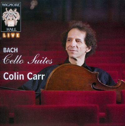 Colin Carr Bach Cello Suites Colin Carr Songs Reviews Credits