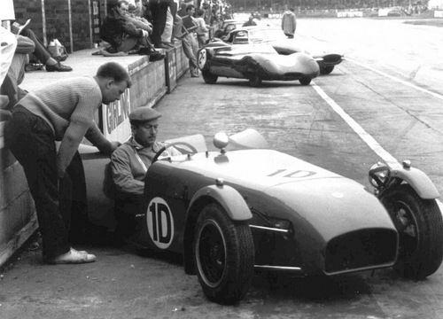 Colin Chapman The Secret Life of Colin Chapman Motorsport Retro