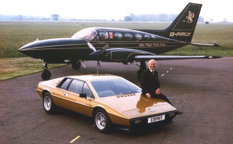 Colin Chapman Colin Chapman Founder of Lotus Cars