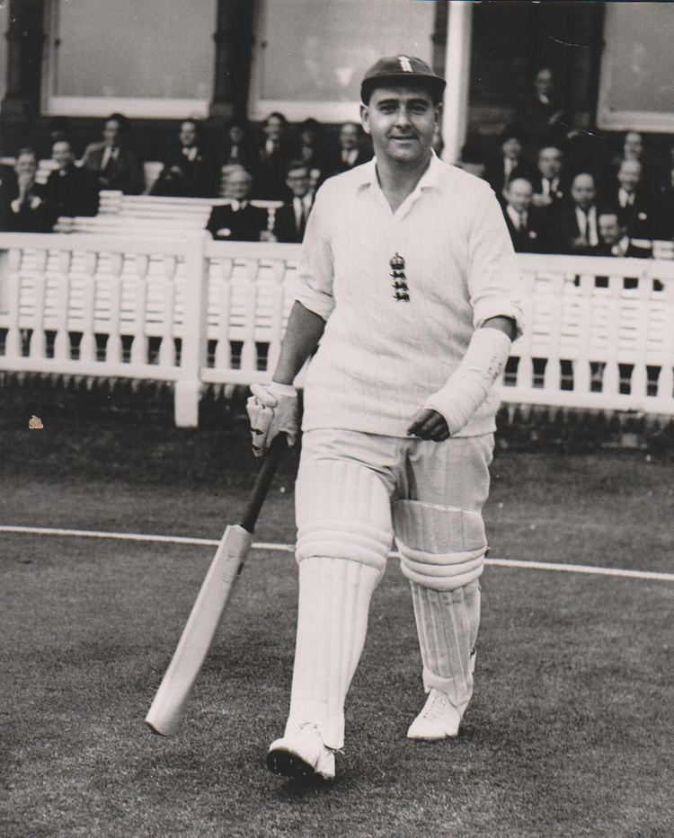 Colin Cowdrey (Cricketer) in the past