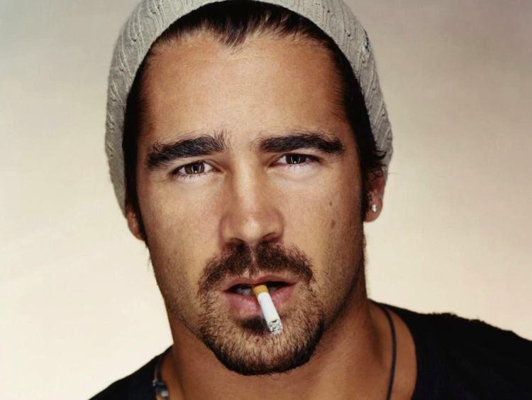 Colin Farrell Colin Farrell Al K Hallic Anonymous