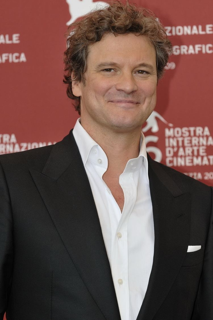 Colin Firth Colin Firth performances Wikipedia the free encyclopedia