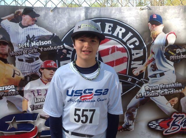 Colin Fitzgerald 11u Colin Fitzgerald USSSA All American Games Team USSSA
