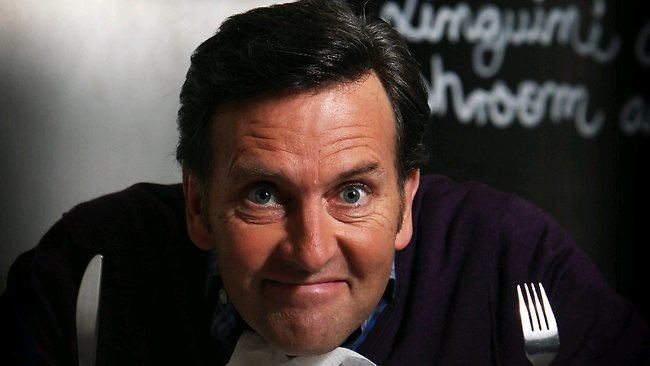 Colin Lane QampA with comedian Colin Lane Herald Sun