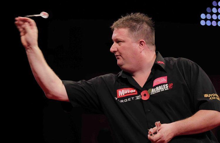Colin Lloyd Global Darts