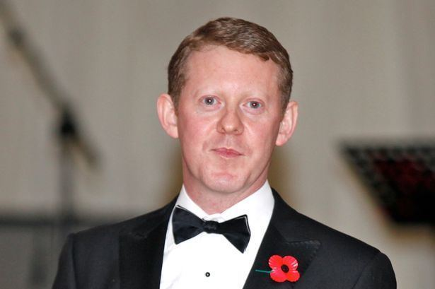 Colin McCredie Colin McCredie drafted in to replace axed panto star