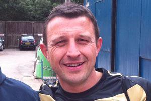 Colin Meldrum (footballer, born 1975)