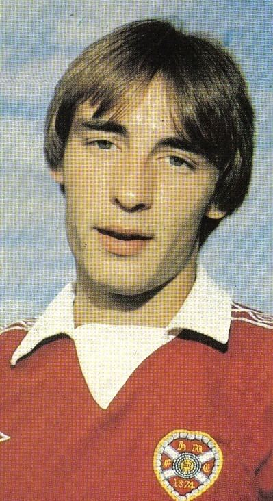 Colin More Colin More Hearts Career from 02 May 1979 to 15 May 1982