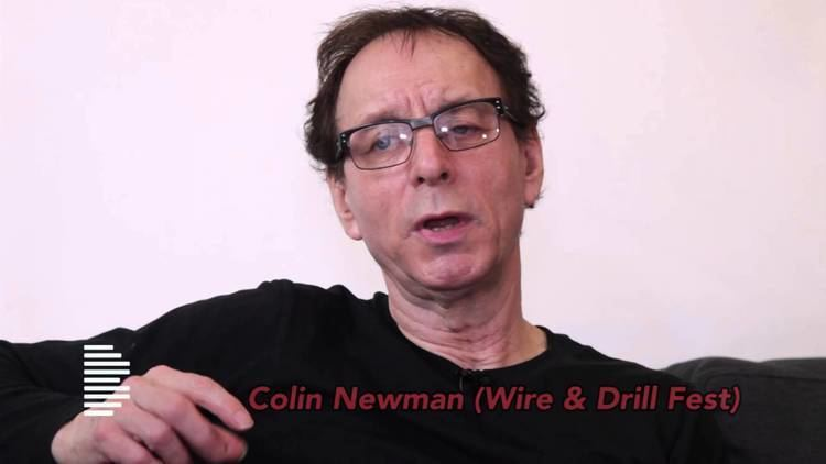 Colin Newman Colin Newman introduces Drill Festival Noise Reel Extra
