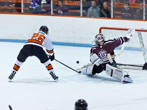 Colin Stevens Stevens Union blank Princeton USCHOcom College Hockey