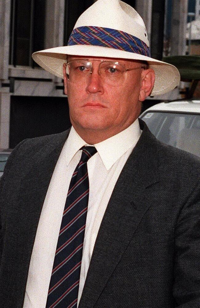 Colin Winchester Judge 39fairly certain39 David Eastman killed top cop Colin