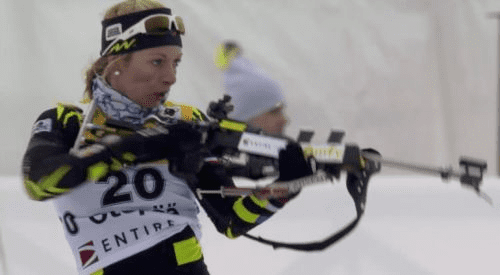 Coline Varcin Coline Varcin vince la sprint femminile degli Europei