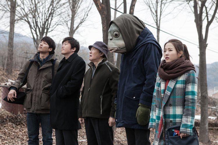 Collective Invention COLLECTIVE INVENTION Korean Movie 2014 HanCinema