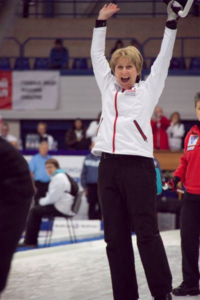 Colleen Pinkney Female Athlete of the Week Colleen Pinkney Curling Canada