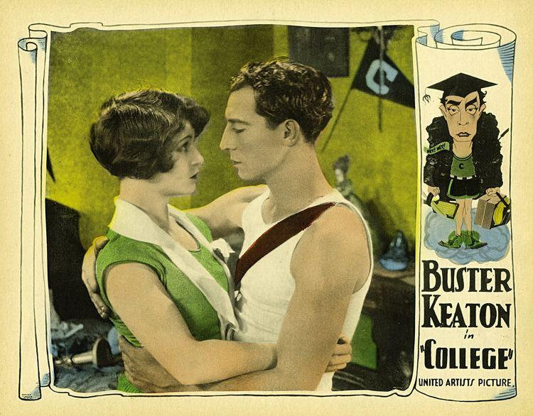 College (1927 film) College 1927
