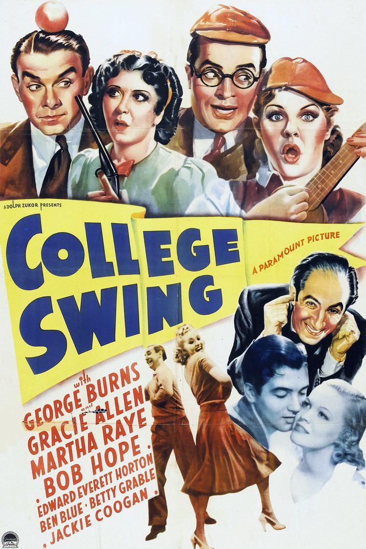 College Swing wwwgstaticcomtvthumbmovieposters41897p41897