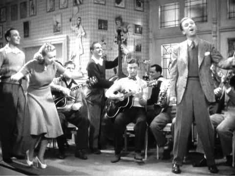 College Swing College Swing 1938 Musical scene at the Hangout with The Slate