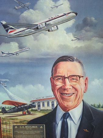 Collett E. Woolman Tails Through Time CE Woolman and the Founding of Delta Air Lines