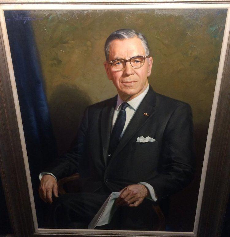 Collett E. Woolman CEWoolman President Delta Air Line 1964