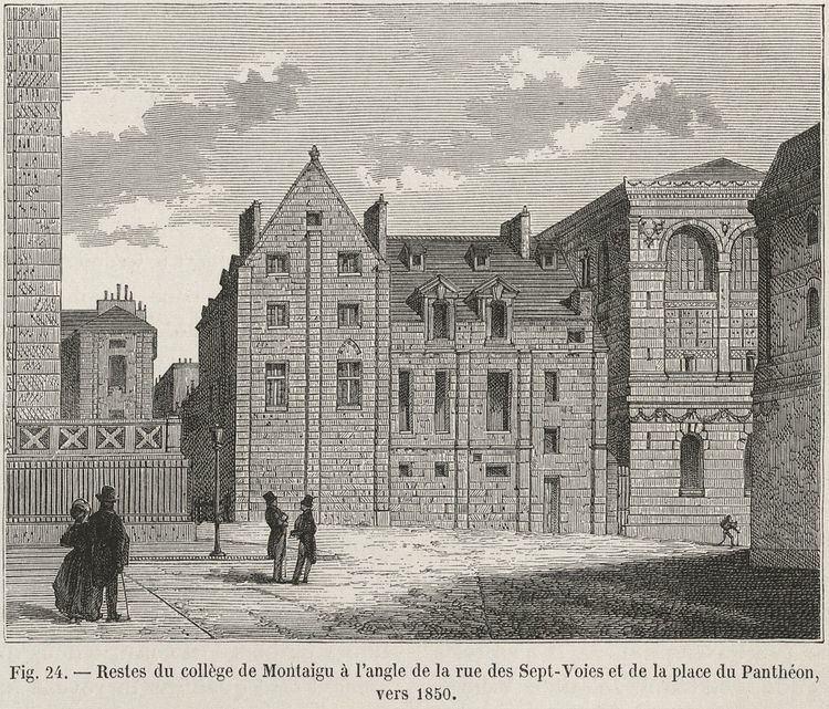 Collège de Montaigu