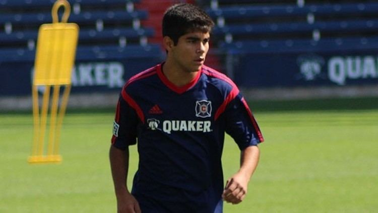 Collin Fernandez Chicago Fire add US youth international midfielder Collin Fernandez