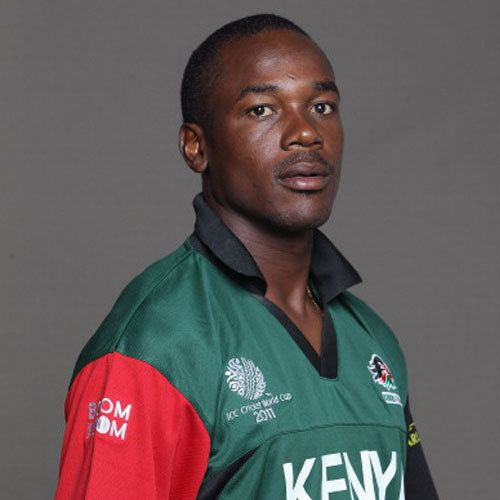 Collins Obuya (Cricketer) in the past
