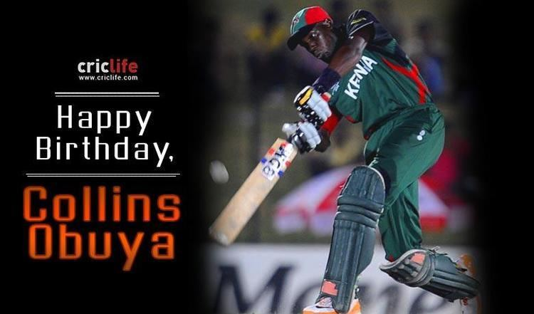 Collins Obuya 12 interesting facts to know about the bowler turned