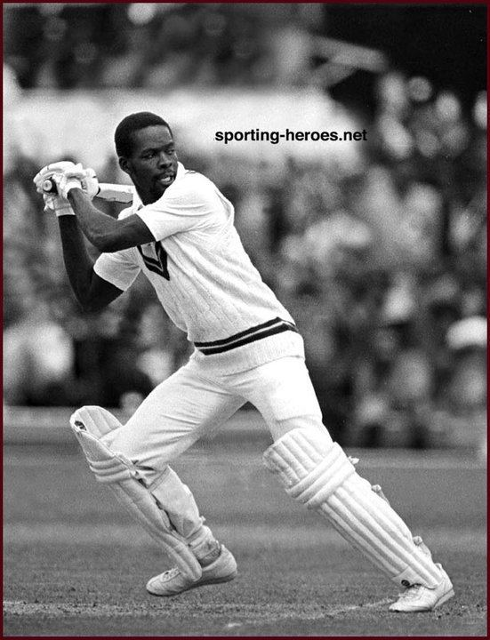 Collis King (Cricketer) in the past