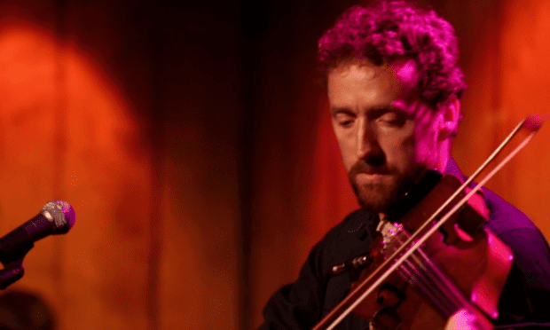 Colm Mac Con Iomaire MusicNews Watch Frames fiddler Colm Mac Con Iomaire unveils new