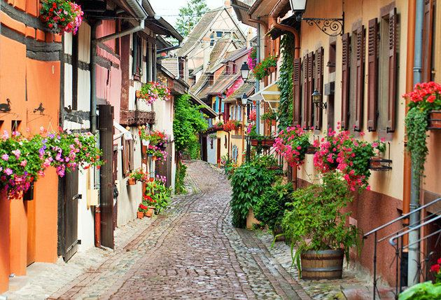 Colmar in the past, History of Colmar