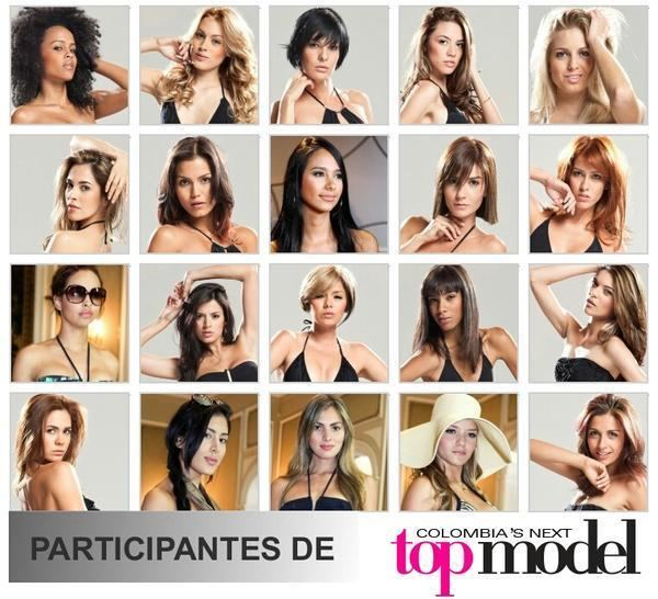 Colombia's Next Top Model Participantes Colombia Next Top Model Joanpacom