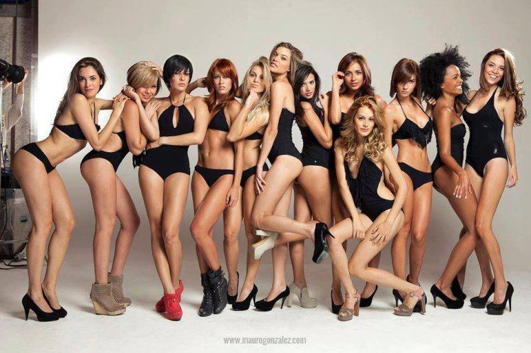 Colombia's Next Top Model As lucen hoy las modelos que han ganado quotColombia39s Next Top Model