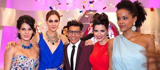 Colombia's Next Top Model Mnica Castao fue la ganadora de Colombia Next Top Model