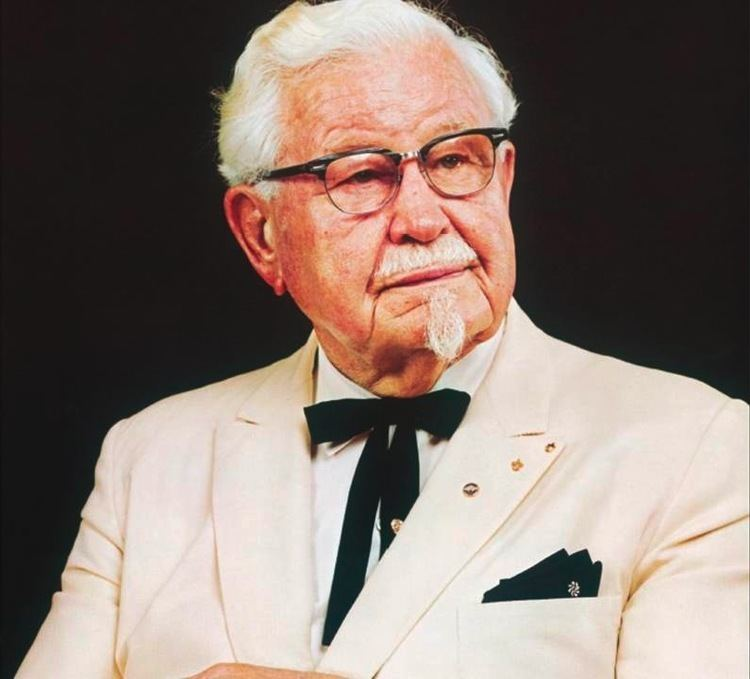 Colonel Sanders Interview with Colonel Sanders founder of KFC Success
