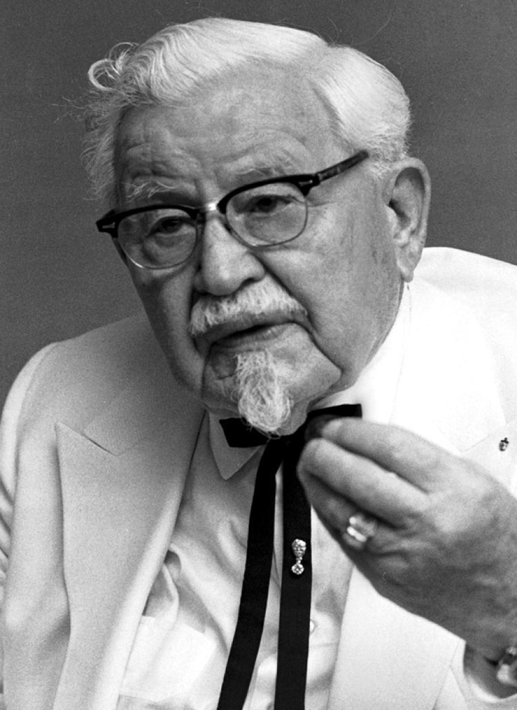Colonel Sanders Colonel Sanders