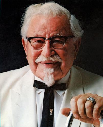 Colonel Sanders Colonel Sanders Is Back To Celebrate KFC39s 75th Anniversary