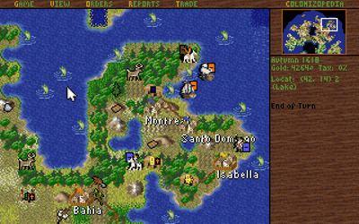 Colonization Sid Meier39s Colonization Wikipedia