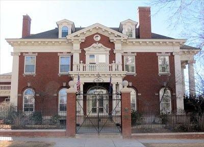 Colorado Governor's Mansion imggroundspeakcomwaymarkingdisplay2cfbec2aa9