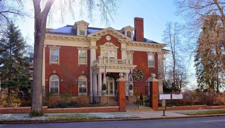Colorado Governor's Mansion Mille Fiori Favoriti The Colorado Governor39s Residence at the